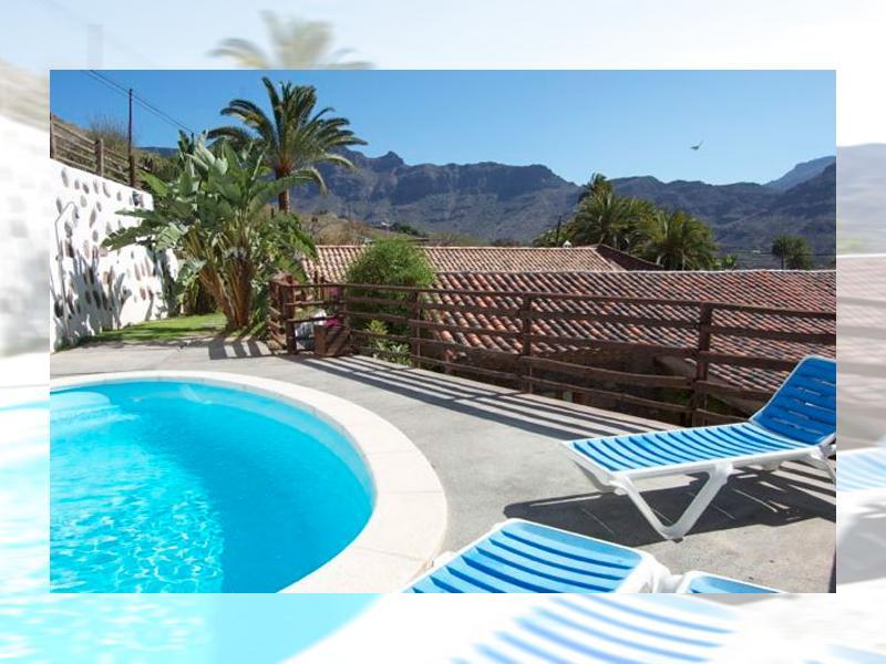 Ferienhaus mit privatpool in ruhiger lage santa lucia for Ferienhaus mit privatpool