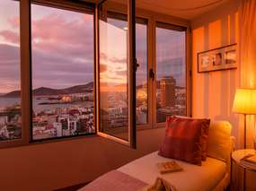 Skyline Apartment mit Panoramablick & Wifi in Las Palmas de Gran Canaria