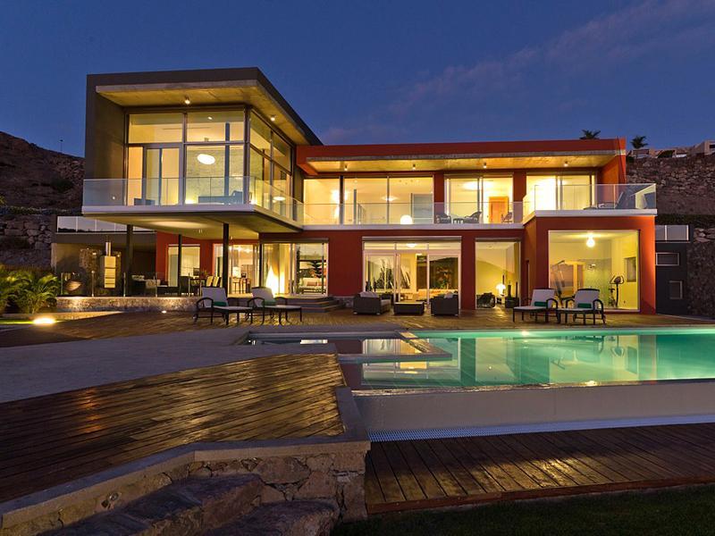 moderne salobre golf villa mit beheizbaren privatpool sauna 4 sz im s den im s den. Black Bedroom Furniture Sets. Home Design Ideas